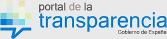 Logotipo del Portal de la Transparencia del Gobierno de España